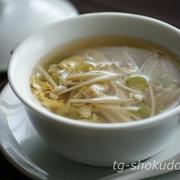 えのきのかき玉スープ【中性脂肪を下げるレシピ】