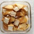 つくりおきにも♪レンジで簡単!大根と厚揚げのオイスターソース煮 by TOMO(柴犬プリン)さん
