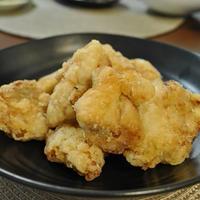鶏のからしから揚げ