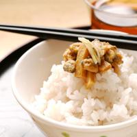ご飯が進む!シジミと高野豆腐の味噌炒め