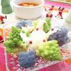 冬の花畑!カラフルカリフラワーのサラダ!!