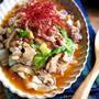♡フライパンde超簡単♡豚肉と白菜のあんかけ風♡【#簡単レシピ#時短#節約】