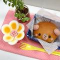 コロッケわんこハンバーガー&娘からのプレゼント by とまとママさん