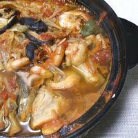 スープがごくごく飲める、ブイヤベース鍋