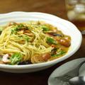 ガーリックカレー(夏野菜とスパゲティ) 、 ドクターサカイガーリック