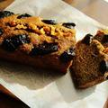 クローブ香る〜プルーンと紅茶のパウンドケーキ