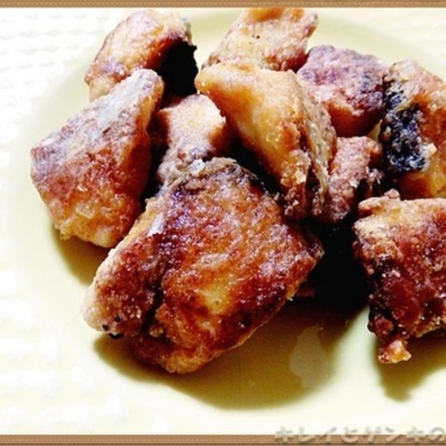 サクサク&ジューシー!フライパンで簡単★さわらの竜田揚げレシピ