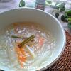 春雨スープ♪