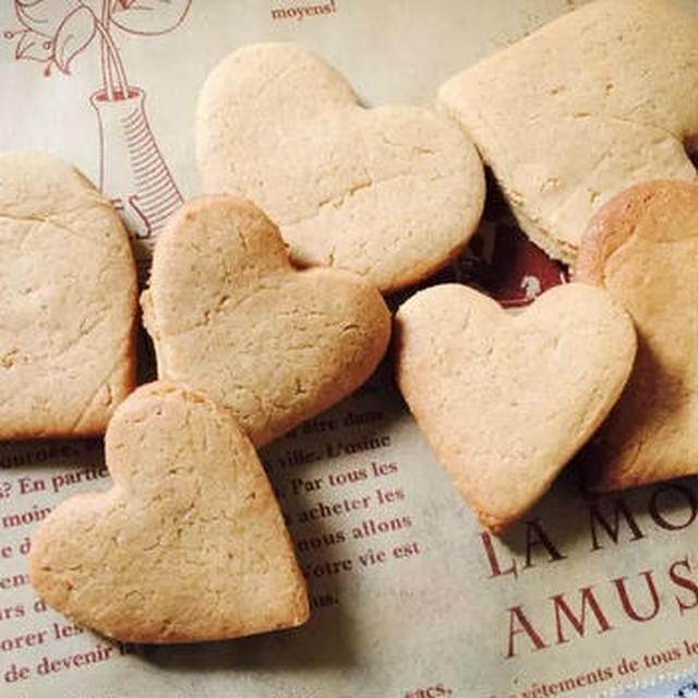 クッキー 米粉 失敗なく作れる!サクサクほろほろの米粉クッキー【レシピ付き】