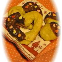 ビニール袋で超簡単♪カルダモンのソフトクッキー♪
