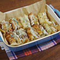 【冬のおつまみレシピ】チーズがとろ~り 牡蠣とちくわの磯辺揚げ