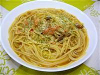 カレースープスパゲティー☆
