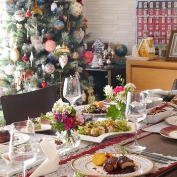 11月~12月 料理教室記録 『2019クリスマスメニュー』