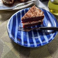 ビーツのケーキ(レッドベルベット)