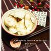 柚子香ふんわり♪ 里芋と昆布の炊き込みご飯