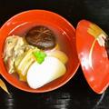 【広島風 牡蠣雑煮】