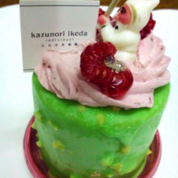 2015年クリスマスケーキ