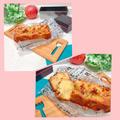 *♬さつま芋と林檎のケーキ♬