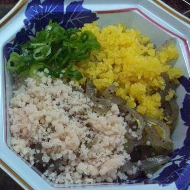 ふくめん:愛媛南予地方の郷土料理