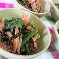【レシピ】豚なんこつとニラのオイスター香味炒め【#簡単#3分#節約#ちょこっとおかず#おつまみ】