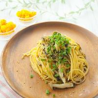 【レシピ】ボウルで和えるだけの絶品高菜パスタ
