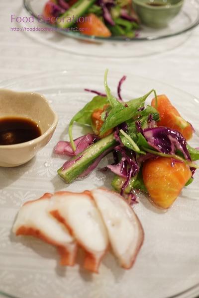 Coleslaw/レッドキャベツのコールスロー/สลัดผัก