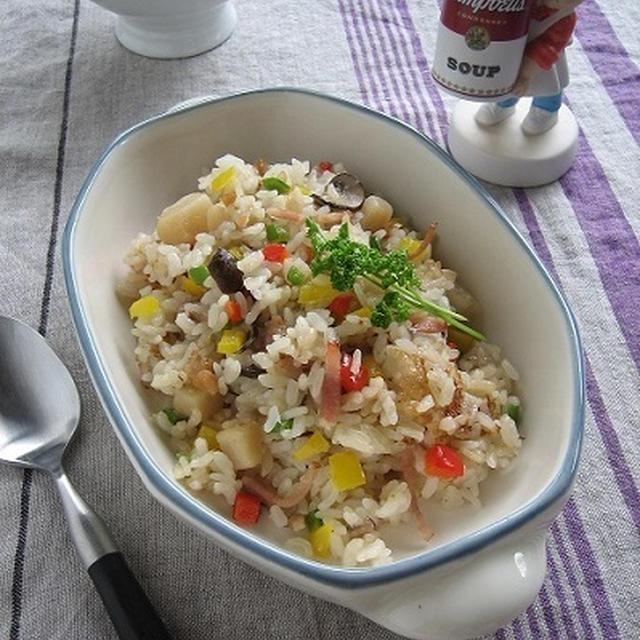 クラム チャウダー レシピ 缶詰