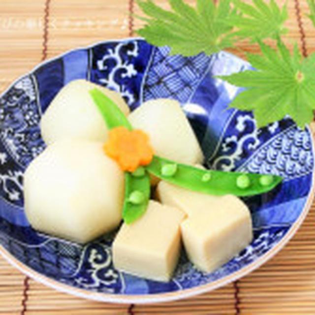 かぶの生産日本一はどこ!? ほっこりが美味しいね♪かぶと高野豆腐の煮物