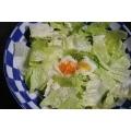 ≪レタスの温玉サラダ≫