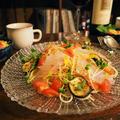 【レシピ】二日酔い対策にも!お刺身のアレンジで鯛の冷製オイルパスタの作り方
