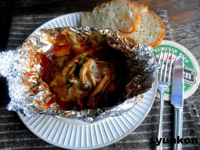 旨味逃さずふっくらジューシー♩包み焼きハンバーグのレシピ14選の画像