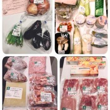 【秋川牧園】お野菜と鶏肉と、お気に入り食材の買い足し中心なお買い物