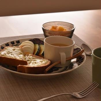 寒い朝はあったか「ごと芋ポタージュ」。
