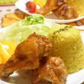 鶏手羽で簡単☆スパイス香るタンドリーチキン