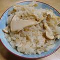 松茸ご飯 by アサヒさん