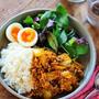 ♡煮込み3分♡白菜のドライカレー♡【#簡単レシピ#時短#節約#丼#ひき肉】