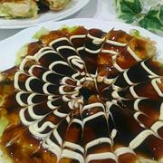 《レシピ有》お餅とろ~り☆お好み焼き、食事の記録2/19。