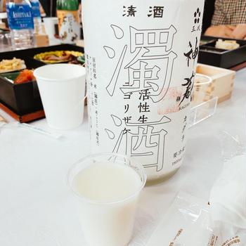 比叡山口駅で折り返し、かす汁と燗酒に米上がる