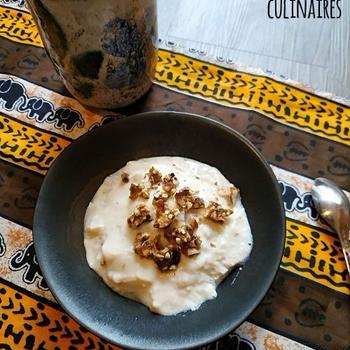 Yaourt de soja sans yaourtière