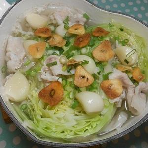 今年の冬は「にんにく」たっぷりのお鍋でスタミナ全開!