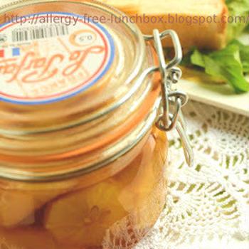 【フルーツブランデーセット・モニター】レモンのフルーツブランデー、レモンデコパン付き。