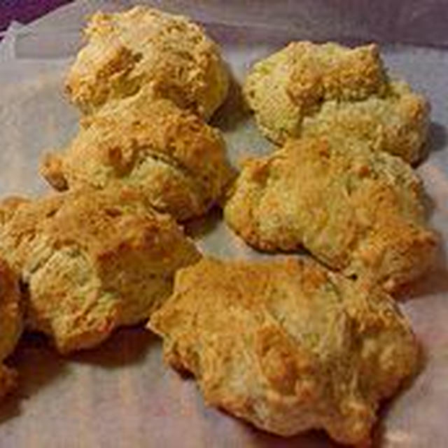 おからスコーンの簡単料理レシピ&ダイエットワンポントアドヴァイス