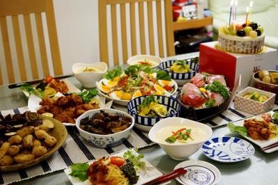■ケータリングディナー最終章は【お料理の全貌編】です♪