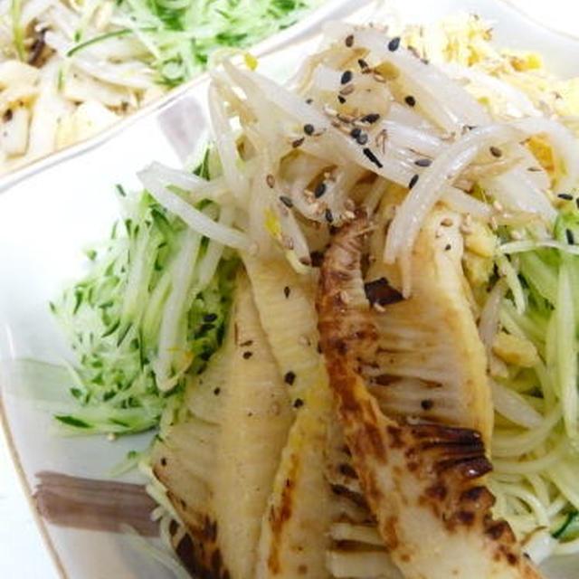 暑くて食欲ない~ってときは冷し中華で野菜と元気をとろう!