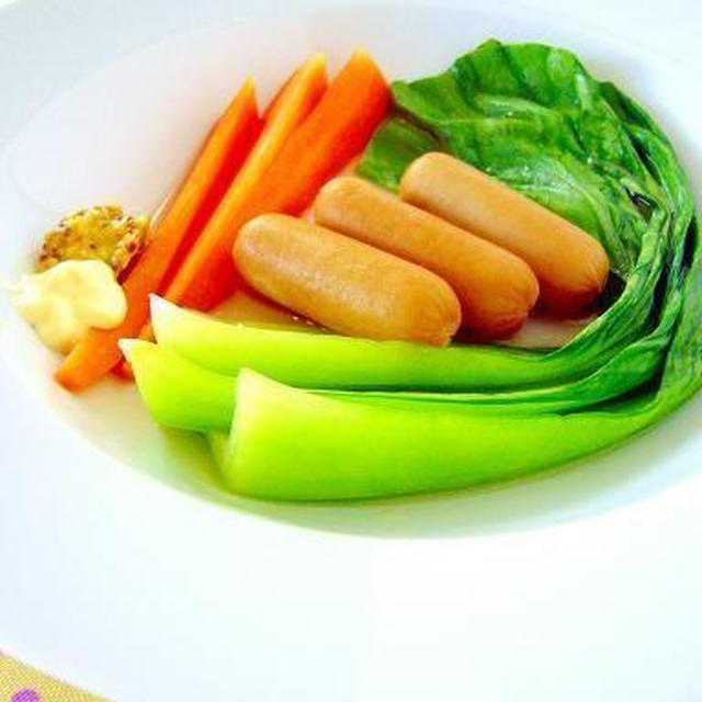 温野菜で冷え知らず!簡単ヘルシー「ホットサラダ」レシピ5選