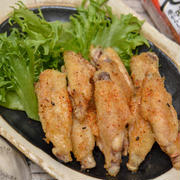 スパイスでひと工夫!おいしい減塩レシピ|手羽中のピリッと七味唐辛子焼き
