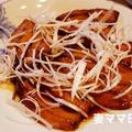 鰯の蒲焼&ニラ豚つみれ汁で家呑み♪ Fish Kabayaki