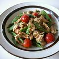 【動画レシピ】鶏ささみとインゲン豆の胡麻和え♪ by bvividさん