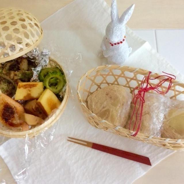 竹の子おべんとう。