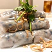 大好きな蒸し春巻き!Banh Cuon  神戸の ベトナム中華の店 鴻華園へ久々に行ってきました
